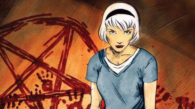 'Dark' version of Sabrina the Teenage Witch planned by television network The CW