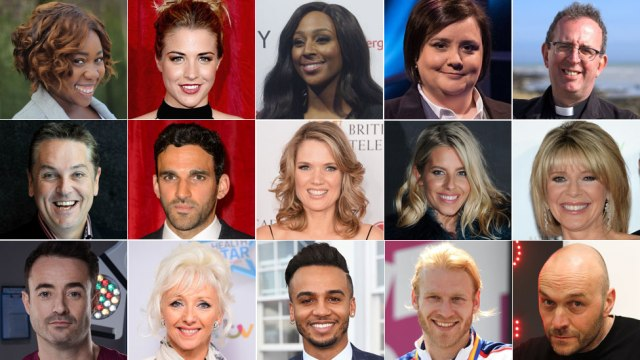 Strictly Come Dancing 2017: Full line-up confirmed