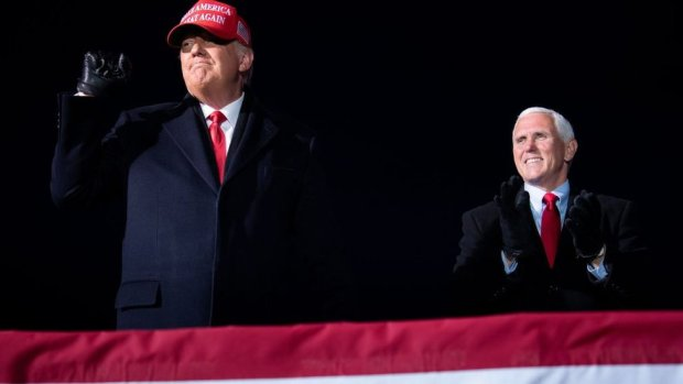 Trump & Pence