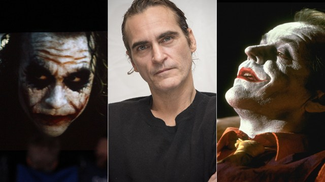 The Joker: Joaquin Phoenix and the many faces of Gotham's most wanted