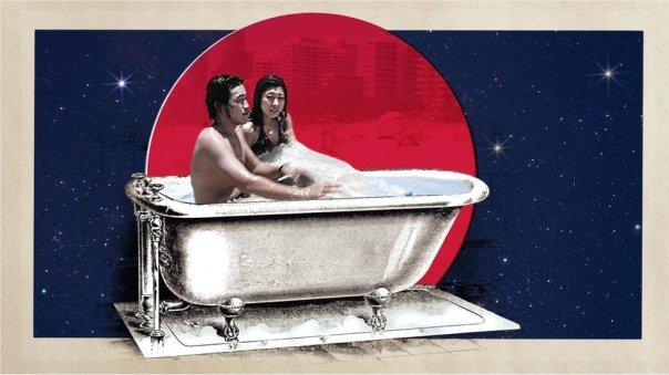Baño en Japón
