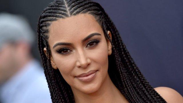 Kim Kardashian defends wearing hair in braids: 'I'm not tone deaf'
