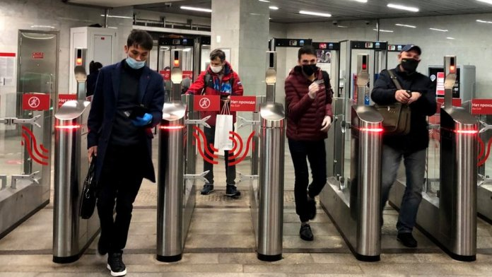 Masks are now mandatory in public transport and other public spaces