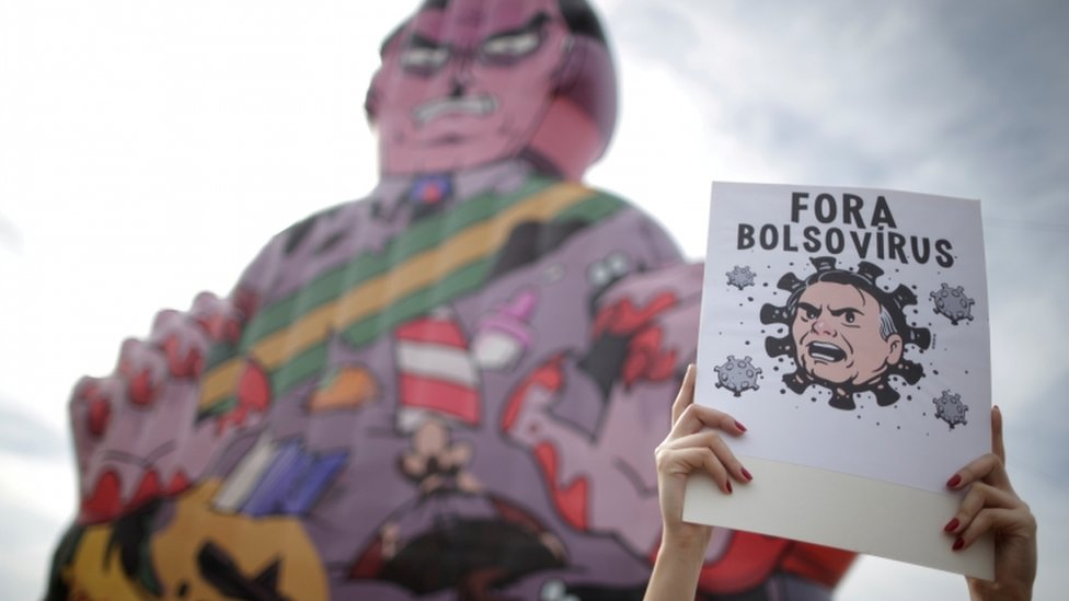 Brasil cai em ranking de combate à corrupção; relatório cita 'nomeações de  Bolsonaro' e 'desmantelamento da Lava Jato' - BBC News Brasil