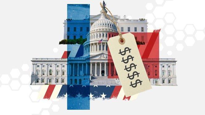 Bầu cử Mỹ 2020: Lằn ranh chia đôi nước Mỹ - BBC News Tiếng Việt