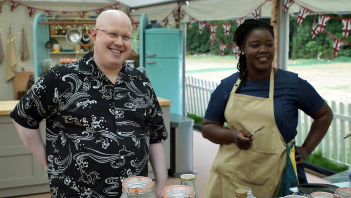 Hermine, pictured with presenter Matt Lucas, was a real fan's favourite before her exit this week