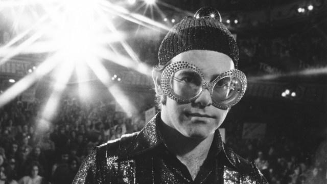 Sir Elton John's best movie moments