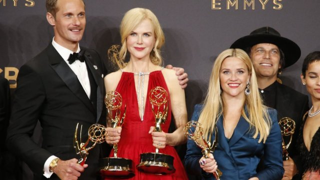 Reese Withersoon and Nicole Kidman rule the Emmys