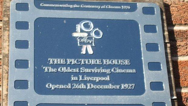 Picture House plaque