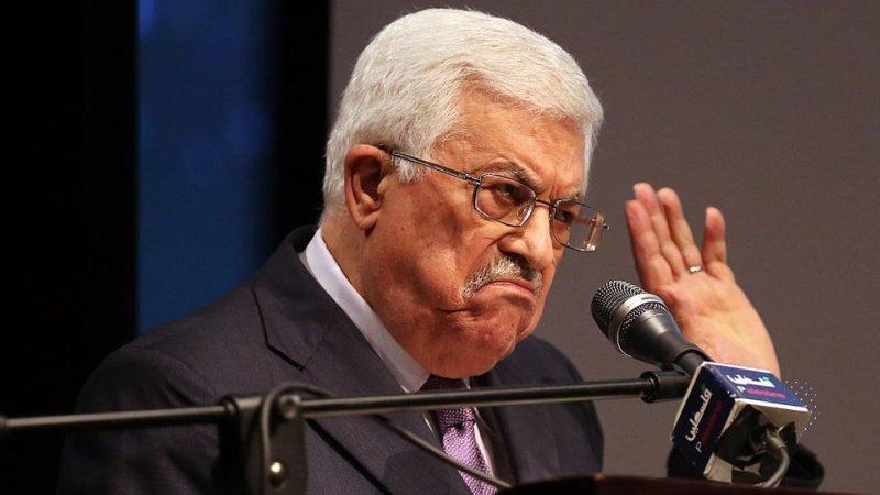 فلسطین، محمود عباس