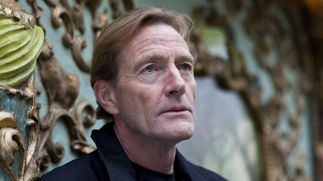 How author Lee Child lost his job and found global success