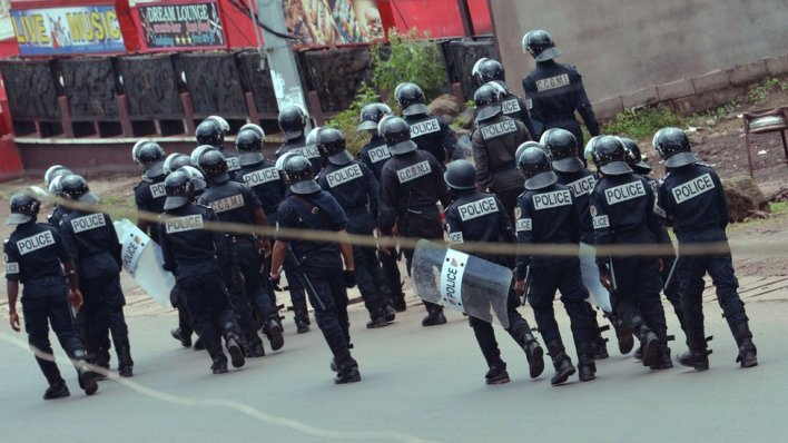 98097579 hi042115727 - Cameroon independence protests result in deaths