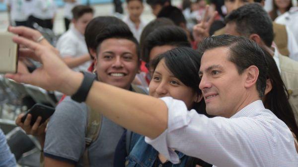 El gobierno del presidente Peña Nieto contrató US$10.000 millones de deuda adicional.