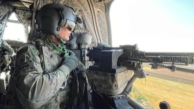 ABD liderliğindeki koalisyon güçleri, IŞİD'le mücadele kapsamında Irak ve Suriye'de bulunuyor.