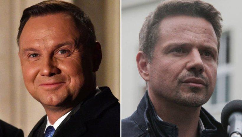 Duda vs Trzaskowski: The fight for Poland's future - BBC News