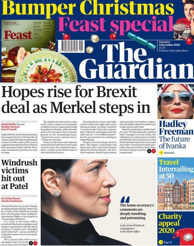 The Guardian 5 December