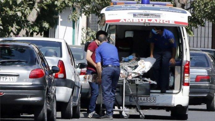 Ambulance in teera