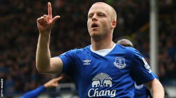 BBC Sport - Steven Naismith: Everton boss Martinez says no ...