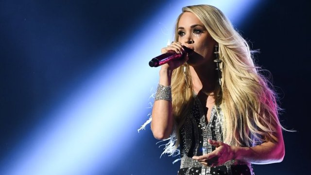 Carrie Underwood reveals she had three miscarriages in two years