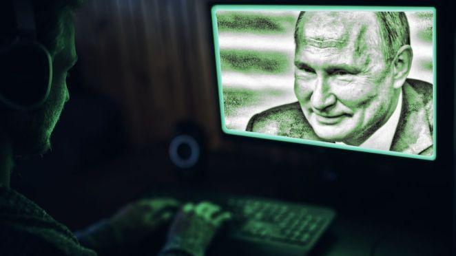 Putin siber saldırıların Rus kurumlarını da hedef aldığını söylüyor