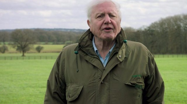 Sir David Attenborough presents Climate Change - The Facts