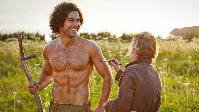 Poldark star Aidan Turner is heading to the West End