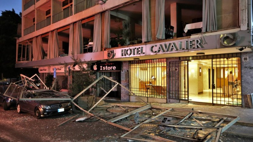 113812451 f568e76b de24 48b3 80a2 2fd4bd96ded3 - Líbano: qué se sabe de las causas de la devastadora explosión en Beirut que dejó decenas de muertos y miles de heridos