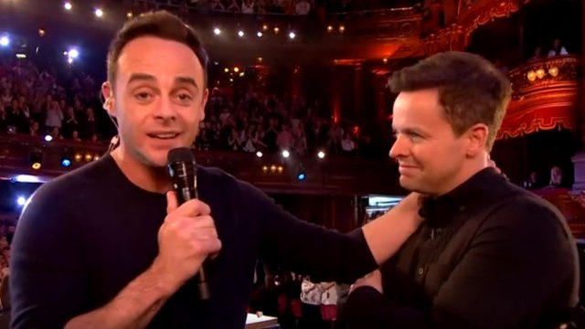 NTAs 2019: Ant and Dec emotional after best presenter win