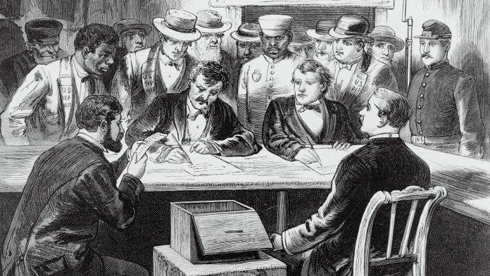 Electors meet to cast their electoral college votes