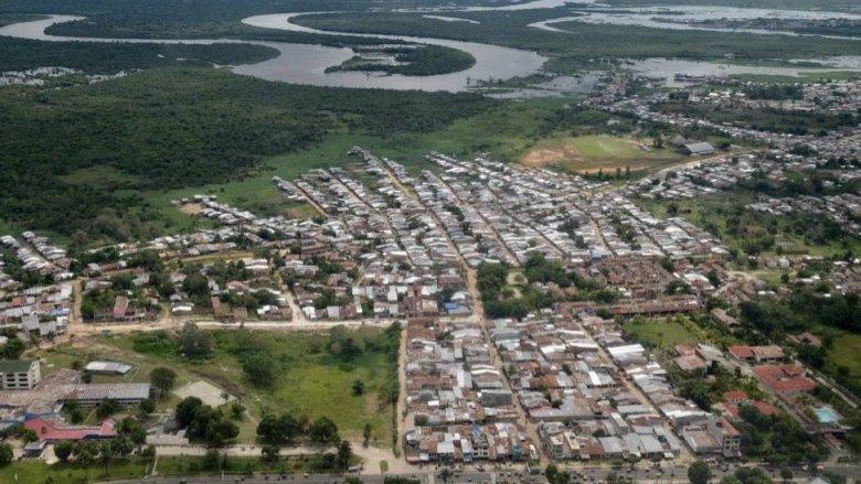 Iquitos es la principal ciudad de la región de Loreto.