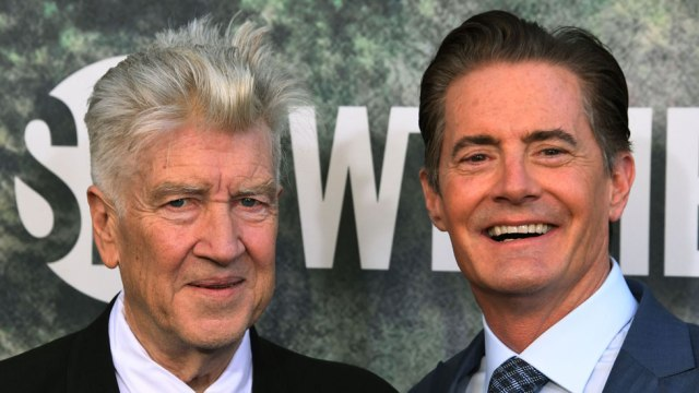 Twin Peaks is back - and it's as weird as ever