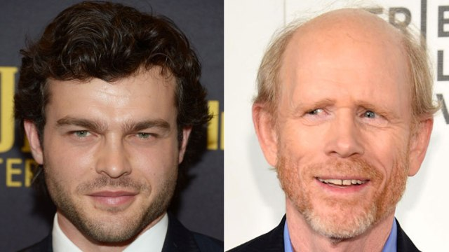 Ron Howard steps in to direct Han Solo film