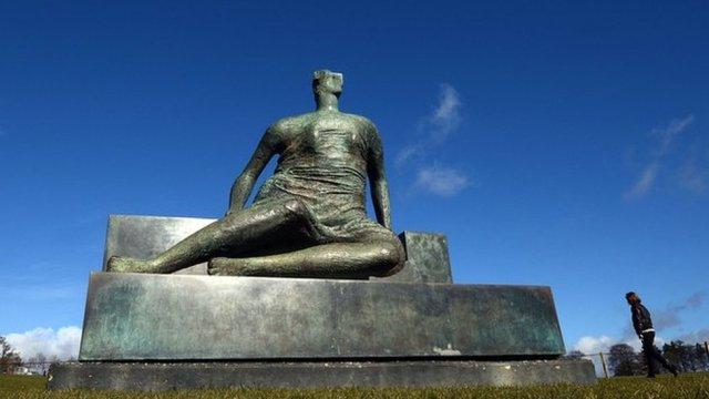Henry Moore sculpture 'Old Flo' set for London return