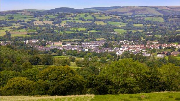 Llandovery, Carmarthenshire