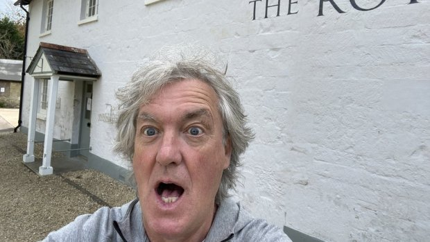 James May (from his Twitter account)
