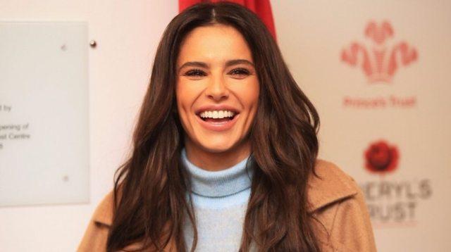 Cheryl: 'I struggled as a teenager'