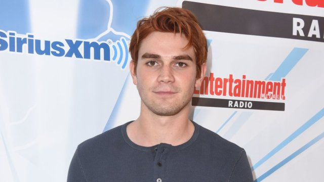 Riverdale safety questions after KJ Apa crashes car after 14-hour day