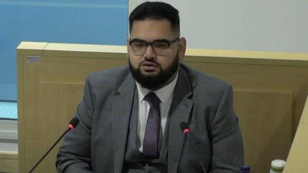 Mohammed Agha