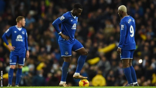 BBC Sport - Everton: Joey Barton fearful of Toffees' future
