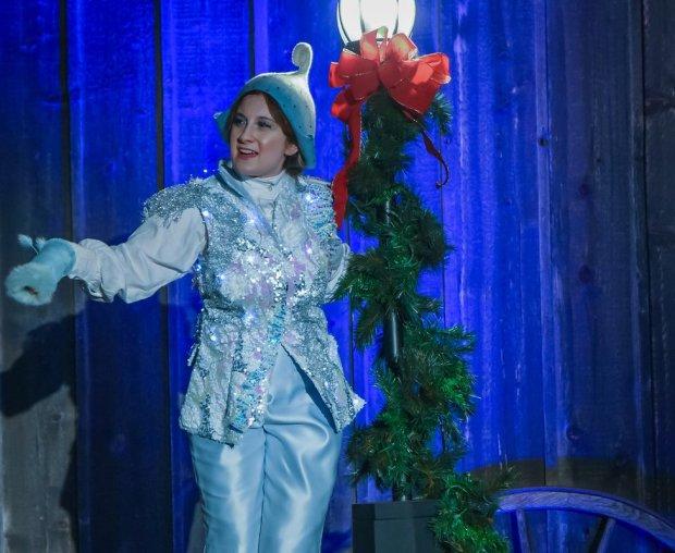 A Christmas Carol at the Lyric, Oklahoma City