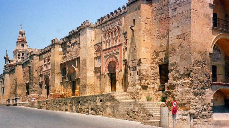 La Mezquita de Córdoba, España