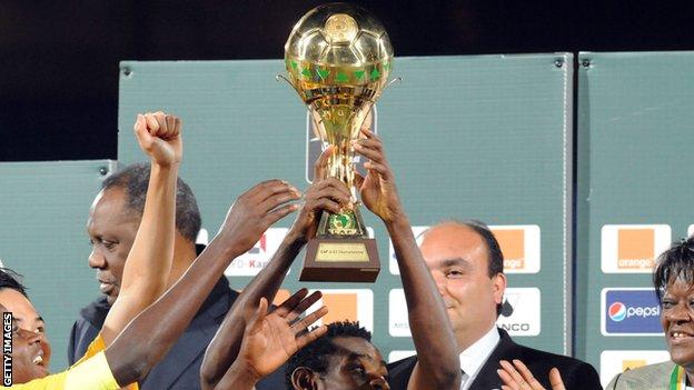 Algerian Cup semi-finals