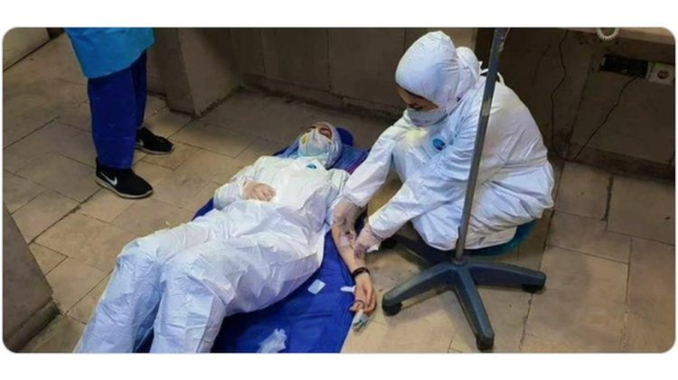 कोरोना वायरस से कितना डरा हुआ है सुपर पावर अमरीका? - BBC News हिंदी