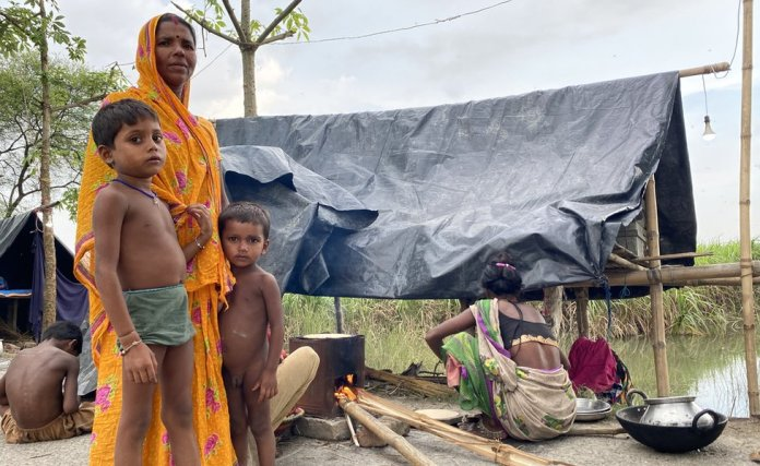Residents of Matiyar