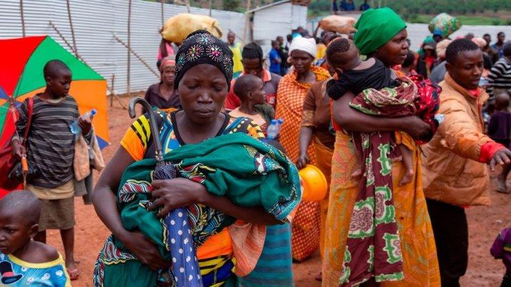 तंजानिया में बुरुंडी शरणार्थी