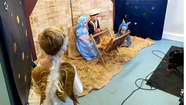Stanley Primary Nativity
