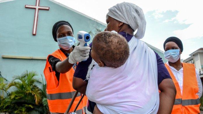 My Tanzanian family is split over coronavirus' - BBC News