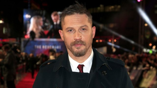 Tom Hardy's 90s rap mixtape resurfaces