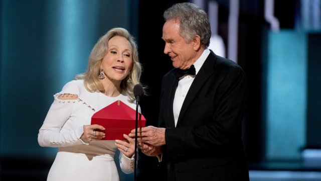 Faye Dunaway feels 'very guilty' over Oscars blunder