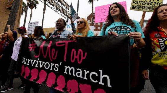 El movimiento #MeToo se presenta como algo imparable que tiene el objetivo de poner fin al patriarcado.